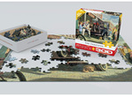 Eurographics 300XL Piece Jigsaw Puzzle: The Daredevil at www.puzzlesnz.co.nz