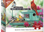 Eurographics 300XL   puzzle Bertie's Bird Seed Fly  In at www.puzzlesnz.co.nz
