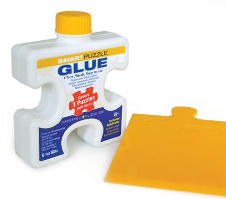 Eurographics Puzzle Glue
