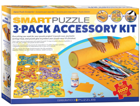 Eurographics  Smart-Puzzle 3-Pack Accessory Kit