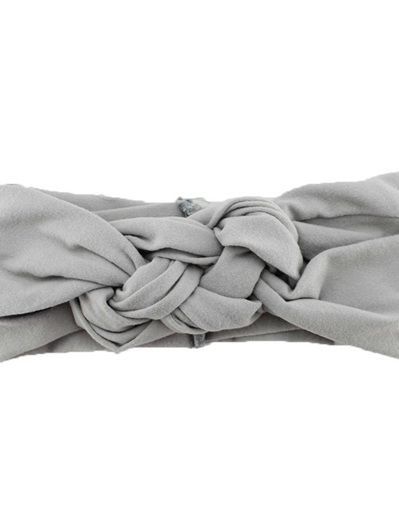 European designed headband - Grey