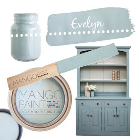 Evelyn Mango Paint