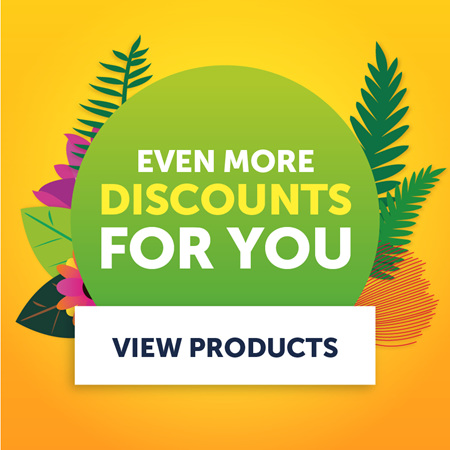 Even More Discounts For You