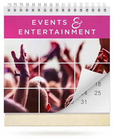 Events & entertainment