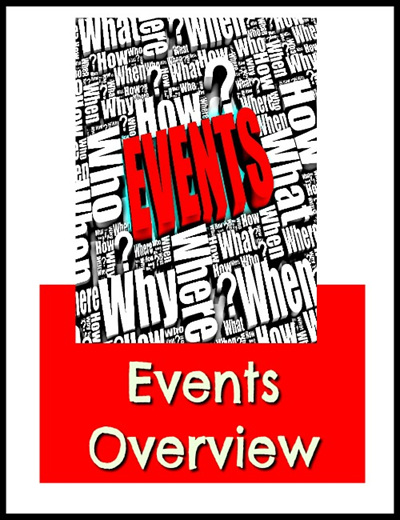 Events Overview