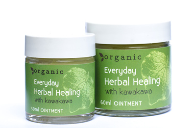 Everyday Herbal Healing