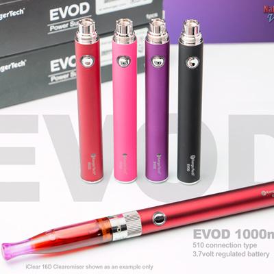 EVOD Battery - 1000mAh