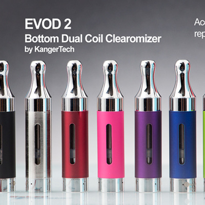 EVOD 2 Clearomizer