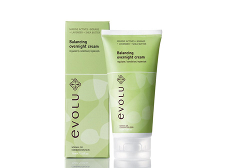 Evolu Balancing Overnight Cream 75ml