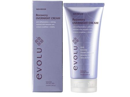 EVOLU Recovery Overnight Cream 75ml