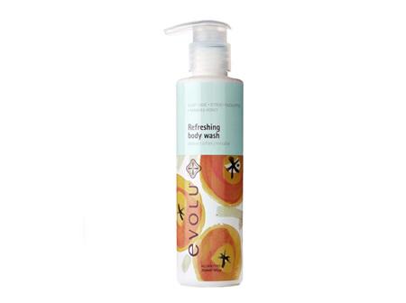 EVOLU Refreshing Body Wash 250ml