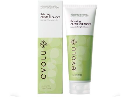 EVOLU Relaxing Creme Cleanser 125ml