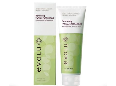 EVOLU Renewing Facial Exfol. 125ml
