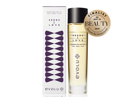 Evolu Seeds of Love 100ml