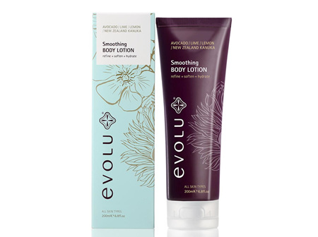 Evolu Smoothing Body Lotion Tube 200ml