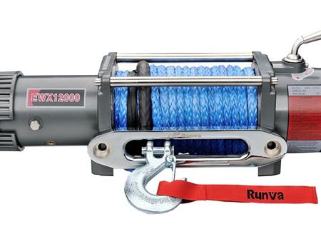 EWX12000 (12,000lb) 12V / 24V Winch (Dyneema)