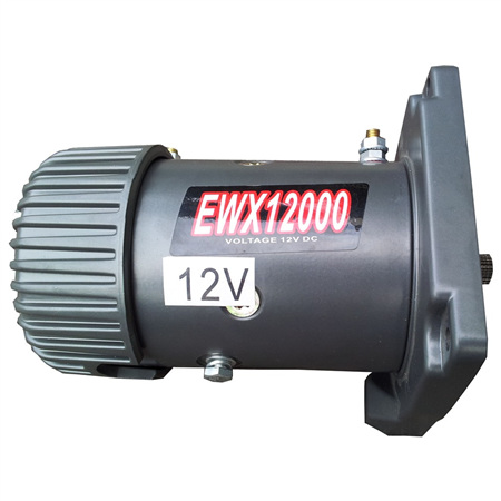 EWX12000 12V Winch Motor