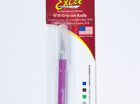 Excel 16018 K18 Grip-on Knife