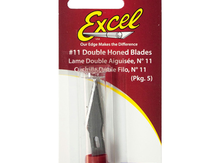 Excel 20011 Double Honed Blades