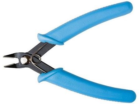 Excel 55594 Sprue Cutter 5 inch (Blue) (EXC55594)
