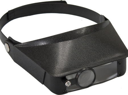 Excel 70022 Deluxe Magna Visor (Black) (EXC70022)