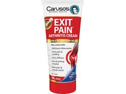 EXIT PAIN ARTHRITIS CREAM 100G