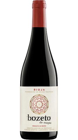 Exopto Bozeto de Exopto Rioja