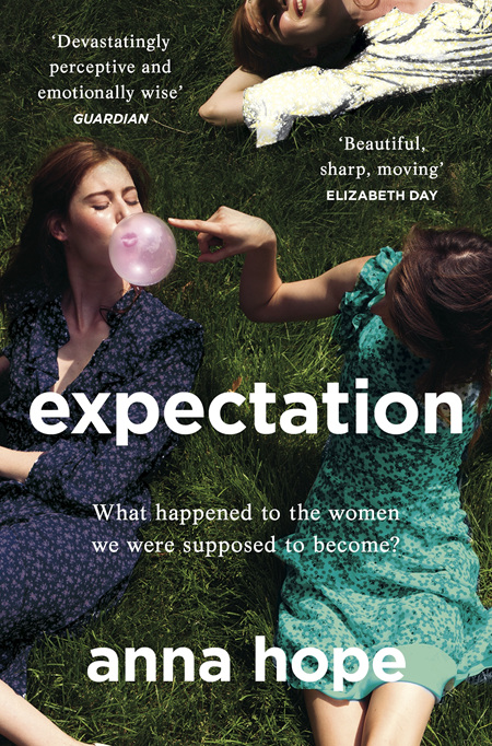 Expectation (pre-order)
