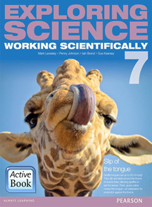 Exploring Science 7 ActiveBook International Subscription