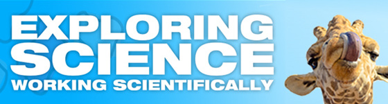 Exploring Science: Working Scientifically
