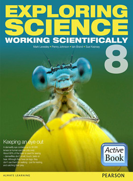 Exploring Science 8 ActiveBook International Subscription