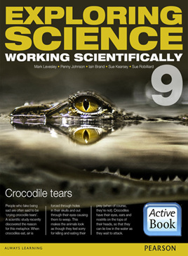 Exploring Science 9 ActiveBook International Subscription