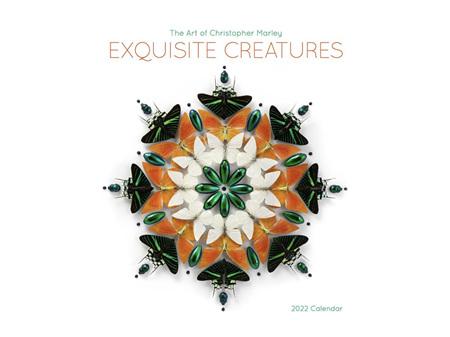 Exquisite Creatures - The Art of Christopher Marley 2022 Calendar