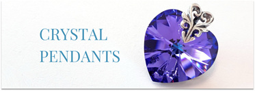Exquisite Swarovski Crystal Pendants