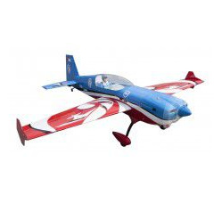 Extra 330LX MKII - 3D 50cc, Blue-Red colour 0.35m3 by Seagull Models