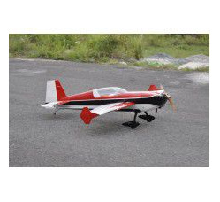 Extra 330LX MKII - 3D 50cc, Red- Blk-Wht colour 0.35m3 by Seagull Models