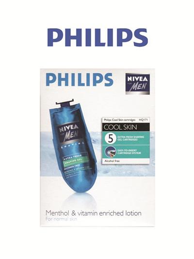Extra Fresh Shaving Gel NIVEA HQ171