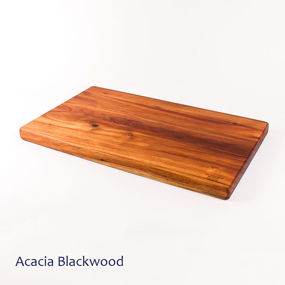 extra large plain board made from Blackwood - made in new zealand