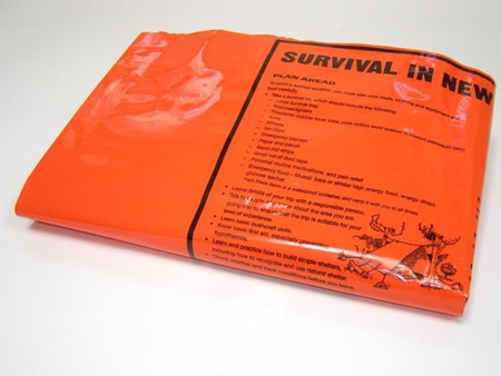 Extra Large Survival Bag