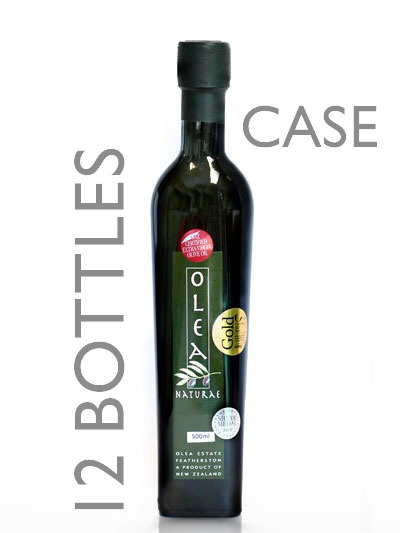 Extra Virgin Olive Oil - 500ml Case