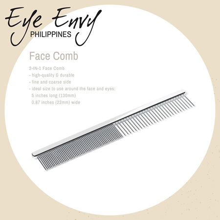Eye Envy Tear Stain Remover Face Comb