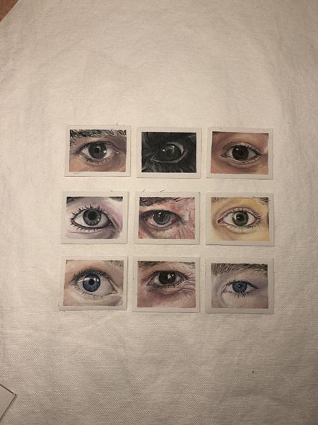 Eye-solation!