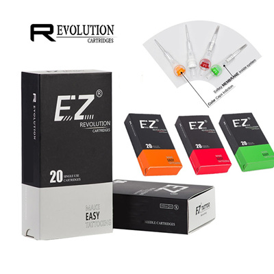 EZ REVOLUTION CARTRIDGE NEEDLES