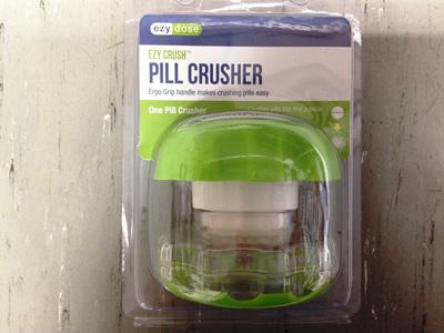 Ezy Crush Pill Crusher