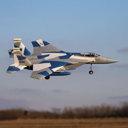 F-15 Eagle 64mm EDF Bind N Fly w/AS3X & SAFE