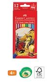 Faber - Castell 12 Classic Colour Pencils