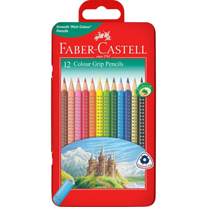 Faber-Castell Grip Colour Pencils