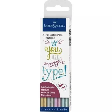 Faber-Castell Letting Pens - Pitt Pen