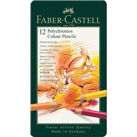 Faber-Castell Polychromos Colour Pencils