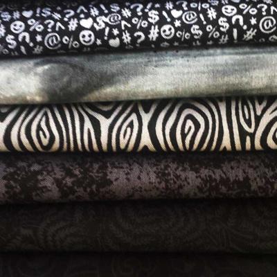 Fabric Fix 10 Pack  - Graphite & Ebony